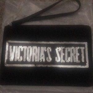 Victoria's Secret sequin bag or wristlet